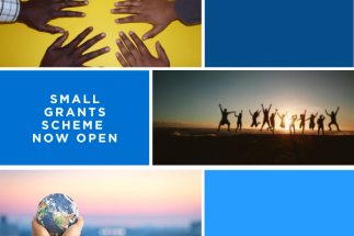 People helping others CRCD Grant Scheme | NICRC