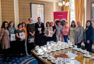 Women in attendance of the WRDA event | CRC NI