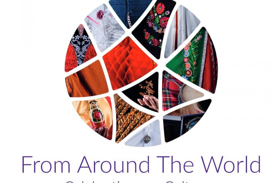 Different cultures combined into a circle | CRC NI