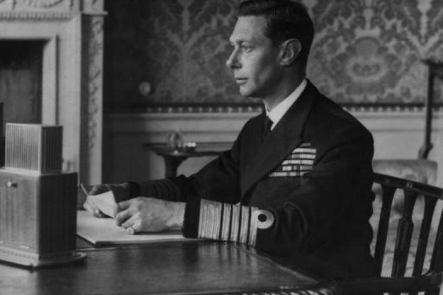 A man in uniform from the 1920s | CRC NI