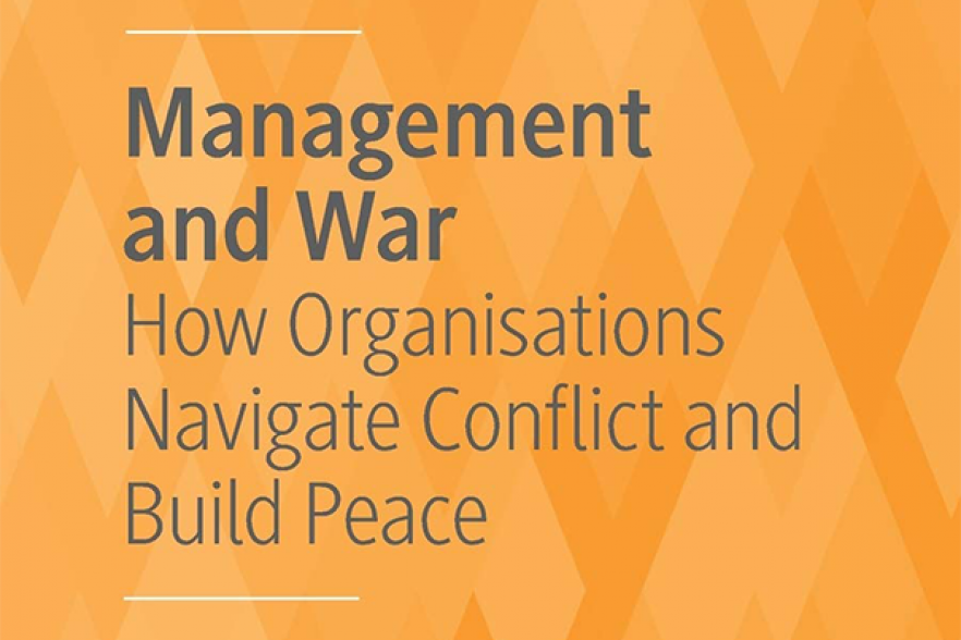 Management and War by Joanne Murphy   NICRC