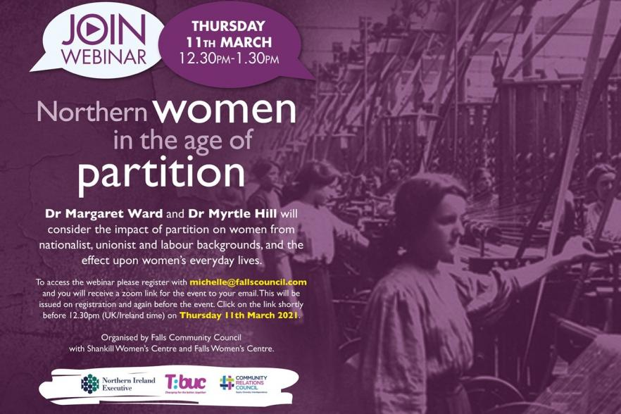 Northern Women in the Age of Partition   NICRC