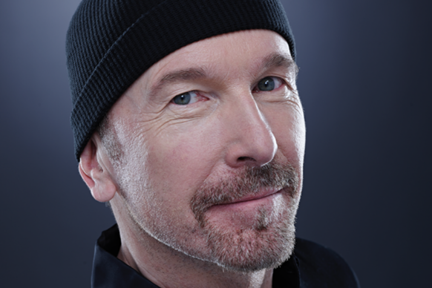 The Edge from U2 speaks to Corrymeela | NICRC